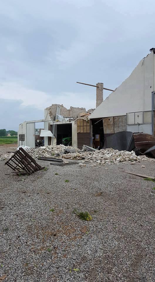 Tornado Cologna 27 Aprile 2017